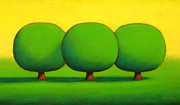 Christopher Jackson - Three Cool Green Trees...