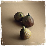 Figs Prints - Three Figs Print by John Clemmer Photography