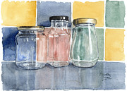 Maddy Swan - Three Glass Jars
