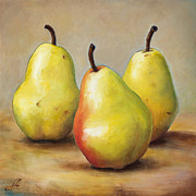 Anna Abramska - Three Pears