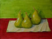 Melvin Turner - Three Pears