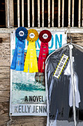 Canter Photos - Three Ribbons Here by Rich Franco