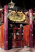 Three Sisters Prints - Three Sisters Amsterdam Print by John Rizzuto