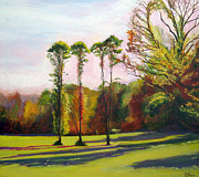 James Gallagher - Three Trees Autumn
