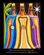 Susan Cliett - Three Wise Men Follow...