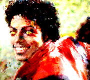 Thriller Digital Art Prints - Thriller Print by Brian Reaves