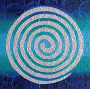 Marcella Nordbeck-Richardson - Throat Chakra Spiral