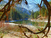 Payette River. Posters - Through Natures Eyes Poster by Photography Moments - Sandi
