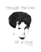 Southwest Drawings Prints - Through the Eyes of a Child Print by Arthur Eggers