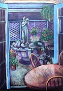 Ellen Howell - Through the French doors