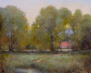 Pastoral Originals - Through the Trees by Lori  McNee