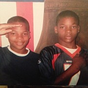 Martellus Bennett - Throwback Thursday...