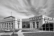The White House Prints - Thurgood Marshall Federal Judiciary Building Print by Olivier Le Queinec