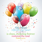 Sarah Christian - Thy Word Rejoices My...