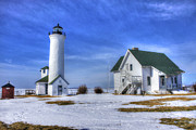 David Simons - Tibbetts Point Lighthouse