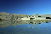 James Brunker - Tibetan Houses