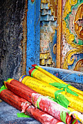 Gail Gates - Tibetan Prayer Flags on...
