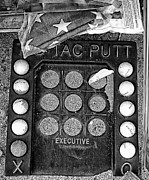 Storage Digital Art Posters - Tic Tac Putt Poster by Ron Regalado