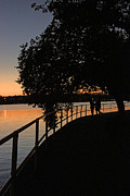 Carolyn Stagger Cokley - Tidal Basin Sunset0259