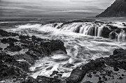 Glaser Prints - Tidal Flows Print by Jon Glaser