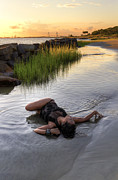 Tidal Pool Framed Prints - Tidal Pool  Framed Print by Drew Castelhano