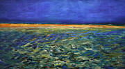 Julianne Felton - Tide pool and sand bar