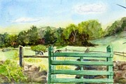 Katherine  Berlin - Tiffany Farms East Gate