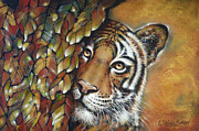 Fauna Originals - Tiger 300711 by Selena Boron