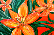 Sherry Allen - Tiger Lily Trio
