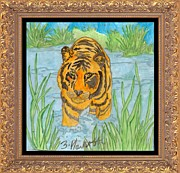 Sylvia Howarth - Tiger On the Prowl