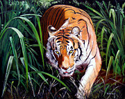 The Tiger Originals - Tiger Tiger Burning Bright by David James
