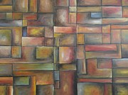 Puerto Rico Paintings - Tiles by Maurice Dilan