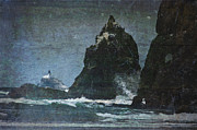 Carrie Cranwill - Tillamook Rock Lighthouse