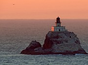Tillamook Rock Lighthouse Print by Chris Anderson