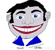 Tillie Prints - Tillie 1970s Print by Eric  Schiabor