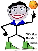 Eric  Schiabor - Tillie Man Ball