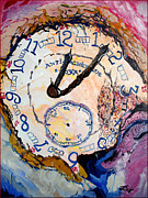 Clock Hands Framed Prints - Time Framed Print by Daniel Janda