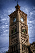 Terminal Prints - Time for the Train Print by Joan Carroll