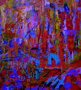 Just Abstracts - Time Ran Out by Allen n Lehman
