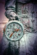 Time Time Time Print by Jaroslaw Blaminsky