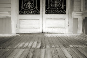 Front Porch Prints - Time to Go Print by Paulette Maffucci