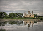 Cathedral Photos - Time to Reflect by Evelina Kremsdorf