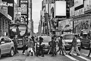Eunice Gibb - Times Square