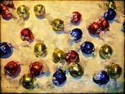 Truffles Digital Art - Tinfoiled Truffles by RC deWinter