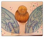Subtle Drawings - Tinker Bell by Oasis Tone