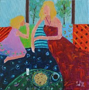 Featured Originals - Tiny One Please by Irit Bourla