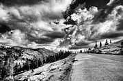 Road Travel Photo Prints - Tioga Pass Print by Cat Connor
