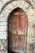 Door Originals - Tired Door by Munir Alawi