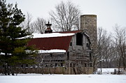 Brittany McCombs - Tired Wintery Barn