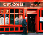 Irish Pubs Posters - Tis Coili Pub Gallway Poster by Tom Prendergast